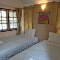 Отель Seashell Resort Koh Tao 3* Бунгало с различными типами кроватей фото 7