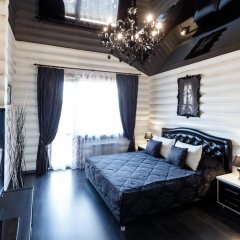 Hotel LogHouse Номер Делюкс разные типы кроватей фото 10