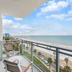 Отель Wyndham Grand Clearwater Beach 4* Номер Делюкс с двуспальной кроватью фото 2