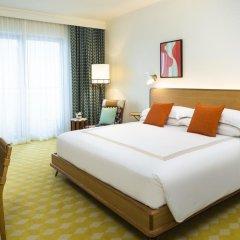 Отель The Confidante - in the Unbound Collection by Hyatt 4* Стандартный номер с различными типами кроватей фото 15