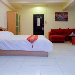 Апартаменты Metro Apartments Номер Делюкс с различными типами кроватей фото 6