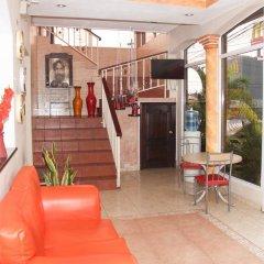 Hotel Casa Inn Del Valle интерьер отеля фото 2