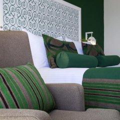 Отель Radisson Blu Resort & Thalasso, Hammamet 5* Стандартный номер с различными типами кроватей фото 3