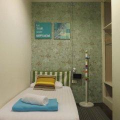 I-Sleep Silom Hostel Номер категории Эконом с различными типами кроватей фото 2