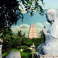 Отель Gran Meliá Xian Китай, Сиань - отзывы, цены и фото номеров - забронировать отель Gran Meliá Xian онлайн спортивное сооружение