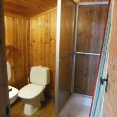 Отель Bø Camping og Hytter Коттедж с различными типами кроватей фото 5