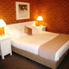 Отель Central Yarrawonga Motor Inn 3* Номер Делюкс с различными типами кроватей фото 4