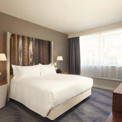 DoubleTree by Hilton Hotel Wroclaw 5* Люкс с различными типами кроватей