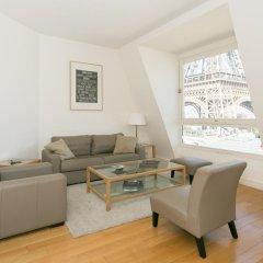 Отель Résidence Charles Floquet 2* Апартаменты с различными типами кроватей фото 28