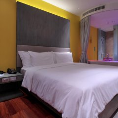 LIT Bangkok Hotel Бангкок комната для гостей фото 2