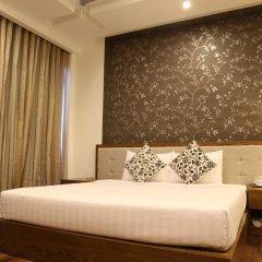 Valentine Hotel 3* Улучшенный номер с различными типами кроватей фото 19