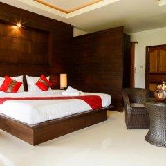 Отель Baan Rabieng 3* Номер Делюкс фото 3