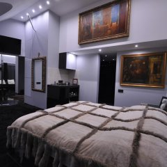 Апартаменты Греческие Апартаменты Апартаменты с различными типами кроватей фото 49