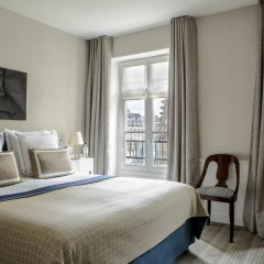 Отель Hôtel de la Place du Louvre 3* Стандартный номер с различными типами кроватей фото 7