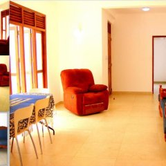 Апартаменты Ocean Breeze Apartment Colombo комната для гостей фото 5