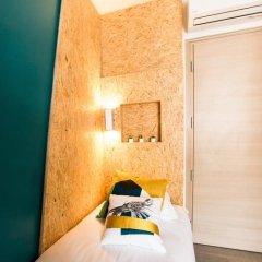 Beautiful City Hostel & Hotel Улучшенный номер фото 9