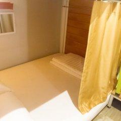 Отель Glur Bangkok Кровать в общем номере двухъярусные кровати фото 26