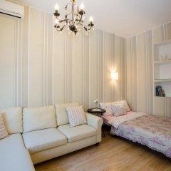 Апартаменты на Бронной Улучшенная студия разные типы кроватей фото 8