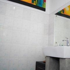 Отель FEEL Homestay Номер Делюкс с различными типами кроватей фото 3
