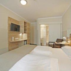 Hotel Haberstock 3* Стандартный номер с различными типами кроватей фото 13