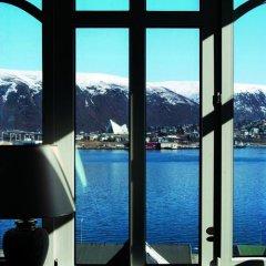 Radisson Blu Polar Hotel Spitsbergen Тромсе бассейн фото 3