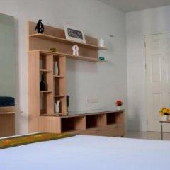 Отель Praso Ratchada Таиланд, Бангкок - отзывы, цены и фото номеров - забронировать отель Praso Ratchada онлайн удобства в номере фото 2