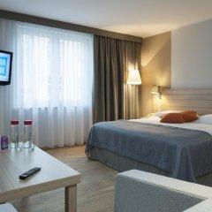 Отель Scandic Wroclaw 4* Стандартный номер с двуспальной кроватью фото 4