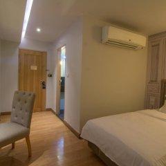 Thee Bangkok Hotel 3* Улучшенный номер с различными типами кроватей фото 11