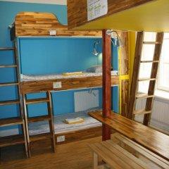 Birka Hostel Кровать в общем номере с двухъярусной кроватью фото 11