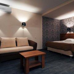 Гостиница ГЕЛИОПАРК Лесной 3* Апартаменты с двуспальной кроватью