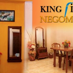 Отель King Fish Guest House спа