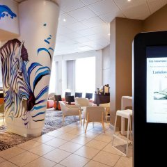 Отель Novotel Lyon Gerland Musée des Confluences интерьер отеля фото 2