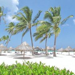Отель Los Corales Villas Ocean Front Доминикана, Пунта Кана - отзывы, цены и фото номеров - забронировать отель Los Corales Villas Ocean Front онлайн пляж