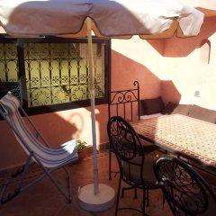 Отель Riad Les Portes De La Medina комната для гостей
