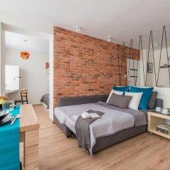 Апартаменты P&O Apartments Zamoyskiego Апартаменты с различными типами кроватей фото 13