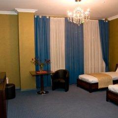 Platinum Hotel 3* Стандартный номер 2 отдельные кровати фото 7