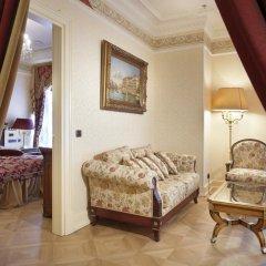 Талион Империал Отель 5* Улучшенный люкс с двуспальной кроватью фото 3