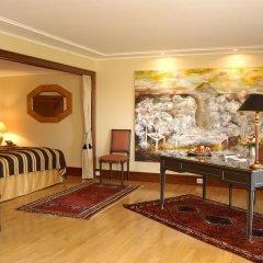 Отель Hotell Refsnes Gods 4* Люкс с различными типами кроватей фото 7