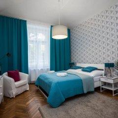 Апартаменты Comfortable Prague Apartments Улучшенные апартаменты с различными типами кроватей фото 5
