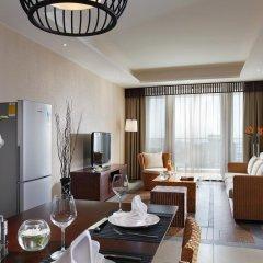 Отель Serenity Coast All Suite Resort Sanya 5* Улучшенный люкс с различными типами кроватей фото 2