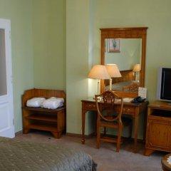 Hotel Bristol 4* Стандартный номер с двуспальной кроватью фото 10