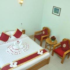 Golden-Kinnara-Hotel 3* Номер Делюкс с различными типами кроватей фото 2