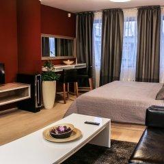 Отель Wenceslas Square Terraces Апартаменты Премиум с различными типами кроватей фото 10
