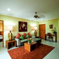 Отель Baan Souy Resort 3* Апартаменты с разными типами кроватей