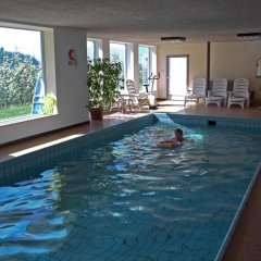 Отель Pension Thalerhof Горнолыжный курорт Ортлер бассейн