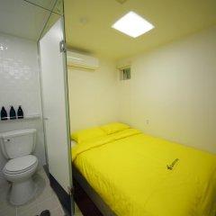 Отель 24 Guesthouse Seoul City Hall 2* Стандартный номер с различными типами кроватей фото 2