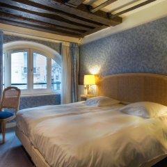Отель Hôtel Baudelaire Opéra 3* Стандартный номер с различными типами кроватей фото 4