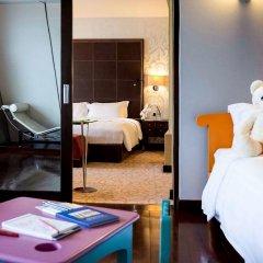 Отель Pullman Bangkok Grande Sukhumvit детские мероприятия