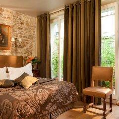 Отель Kleber Champs-Élysées Tour-Eiffel Paris 3* Стандартный номер с разными типами кроватей фото 13
