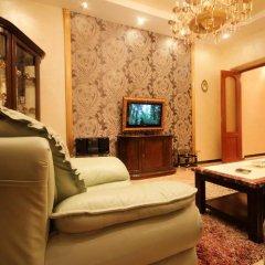 Отель Opera Kaskad Tamanyan Apartment Армения, Ереван - отзывы, цены и фото номеров - забронировать отель Opera Kaskad Tamanyan Apartment онлайн комната для гостей фото 4